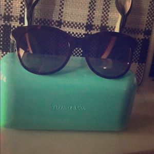 ✨✨Brand new Tiffany tortoise shell Sun glasses💜